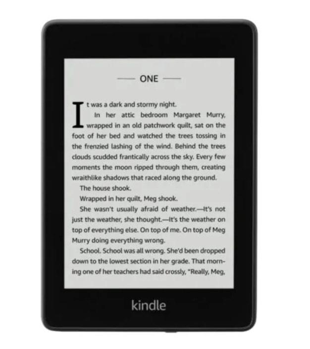 Czytnik e-book Kindle Paperwhite 4 8GB z reklamami