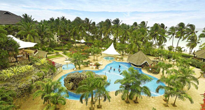 Marzec: Tydzień w Kenii (Diani Beach) w 5* hotelu z wyżywieniem HB