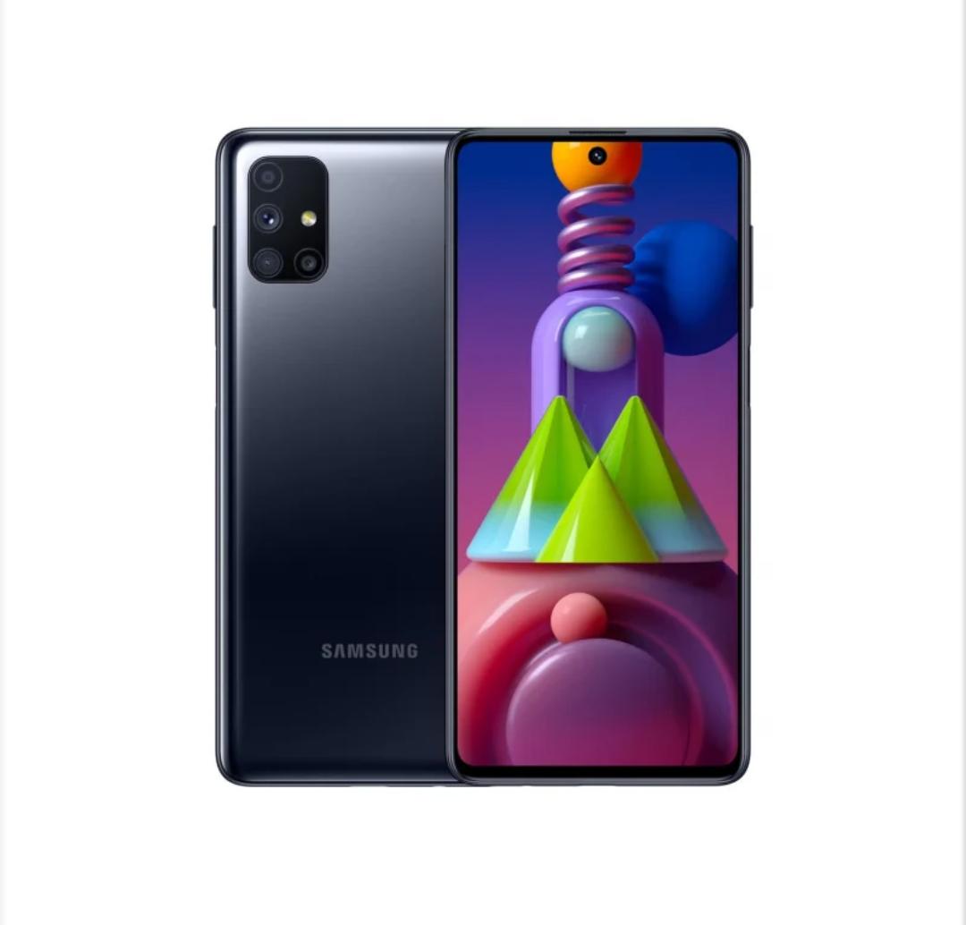 Smartfon Samsung Galaxy M51 SM-M515F Black + Bon 50zł na kolejne zakupy!
