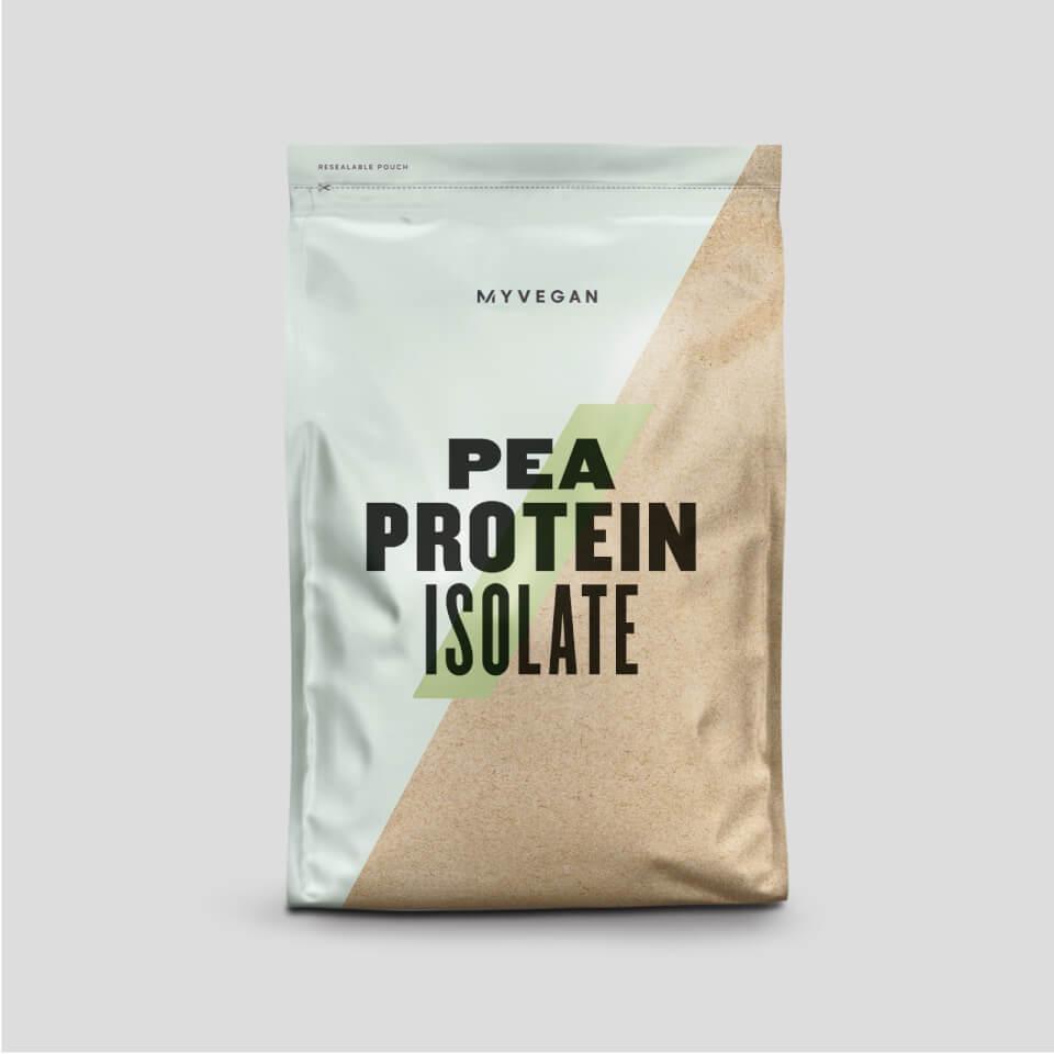 Myprotein Myvegan Izolat Białka Grochu 2,5kg Bezsmakowe