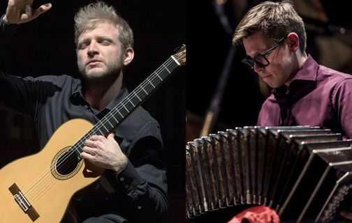 Koncert: Tango - Piazzola. W wykonaniu zespołu Sentido 11.03.2021. 19:00. on line za darmo