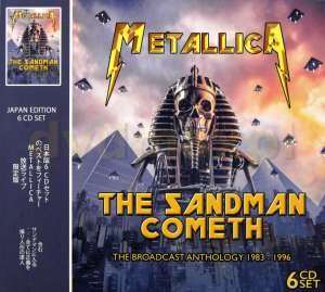 Metallica: The Sandman Cometh - The Broadcast Anthology 1983 - 1996 [6CD]. 69,99 zł