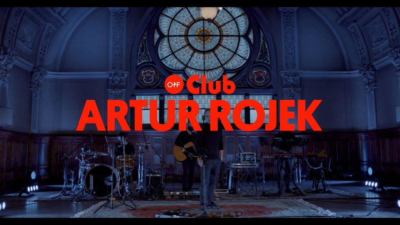 OFF Club 2021: Artur Rojek w III Liceum im. A.Mickiewicza w Katowicach. Darmowy koncert do 19 lutego, do 18:00