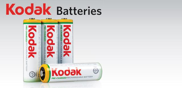 Akumulatorki Kodak 4x2100mAh @ biedronka