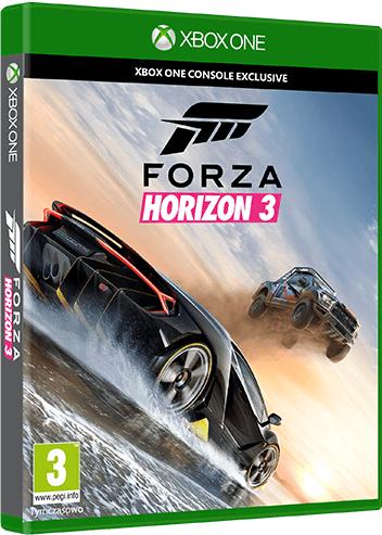 Forza Horizon 3 Xbox One/ Series S/X
