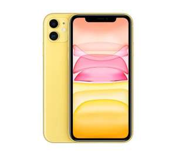 iPhone 11 128GB Żółty - Euro RTV AGD