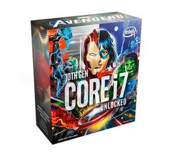 Procesor Intel® Core™ i7-10700KA BOX