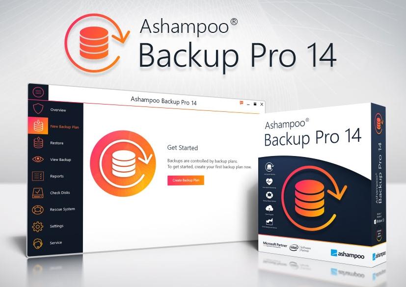 Ashampoo Backup Pro 14 za darmo