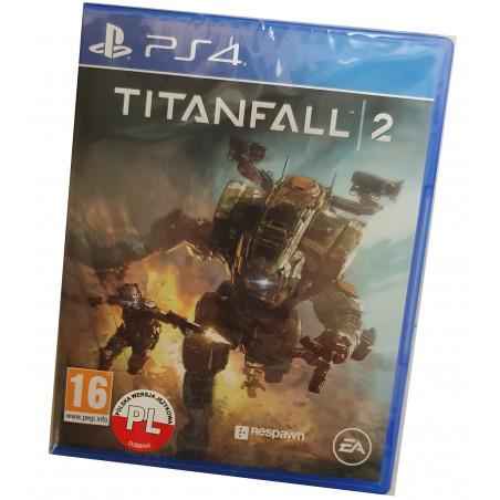 Titanfall 2 (PS4) PO POLSKU za 29 zł z wysyłką