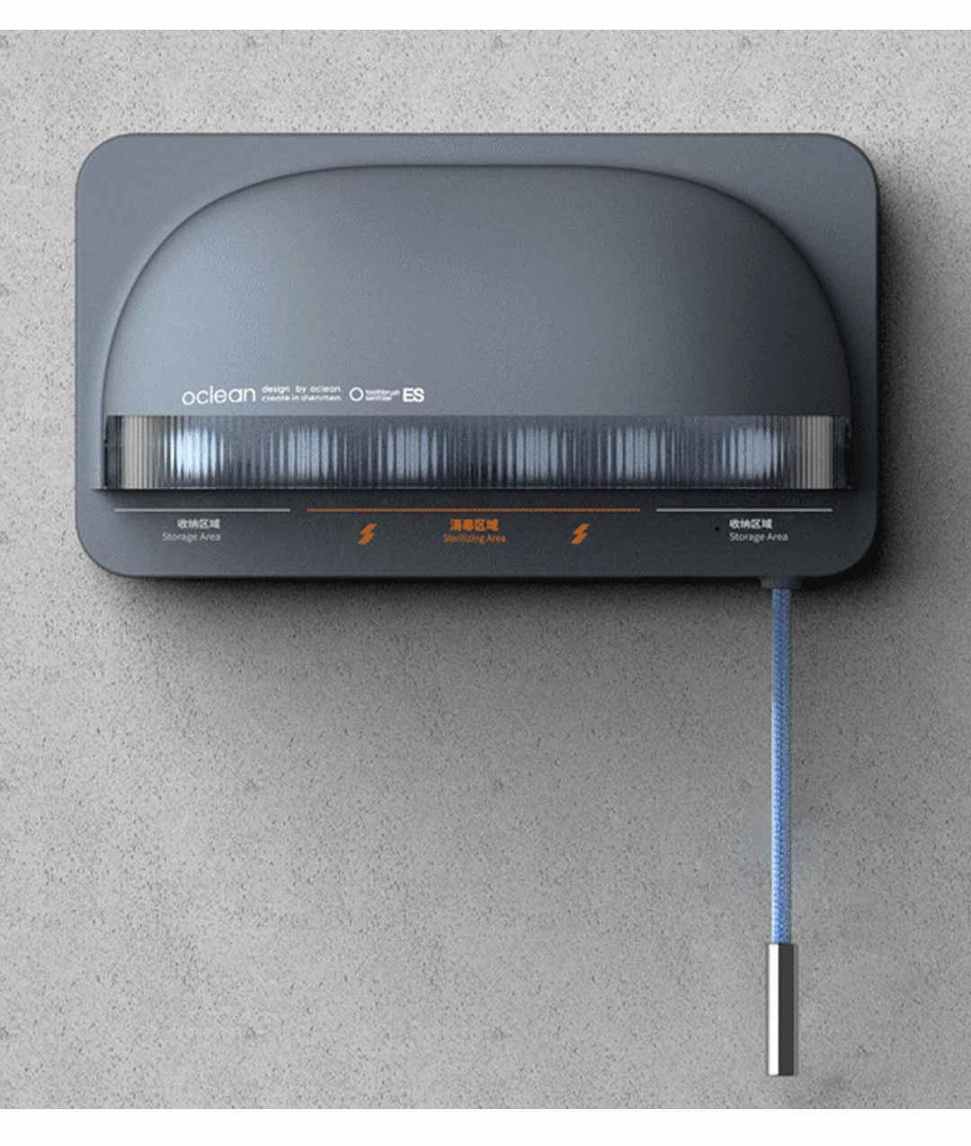 Oclean S1 sterylizator UV szczoteczek, wysyłka z Polski