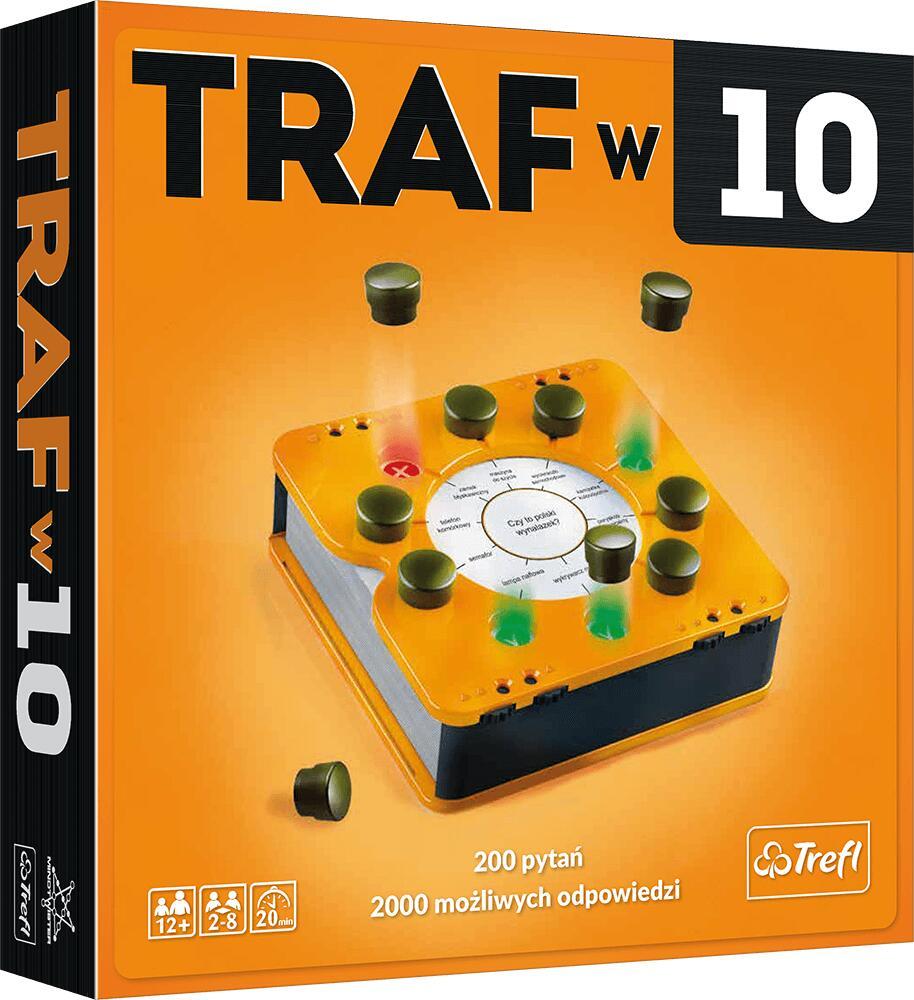 Gra planszowa TREFL - traf w 10