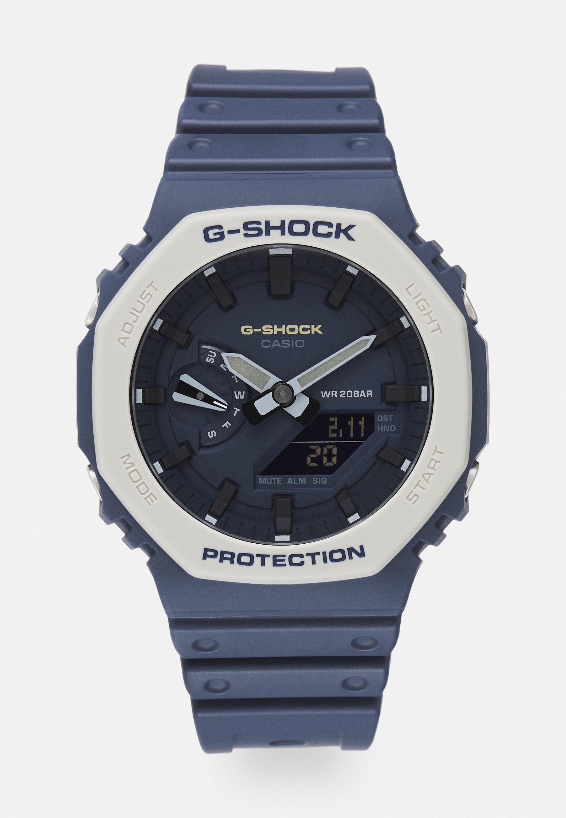 Zegarek Casio G-SHOCK OUTDOOR GA-2110ET (granatowy) Casi-Oak
