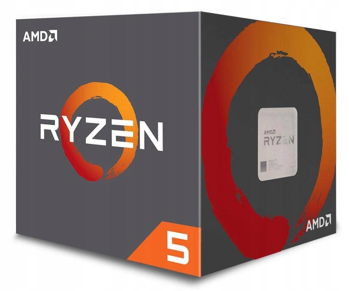 Procesor AMD Ryzen 5 3600 6 x 3,6 GHz