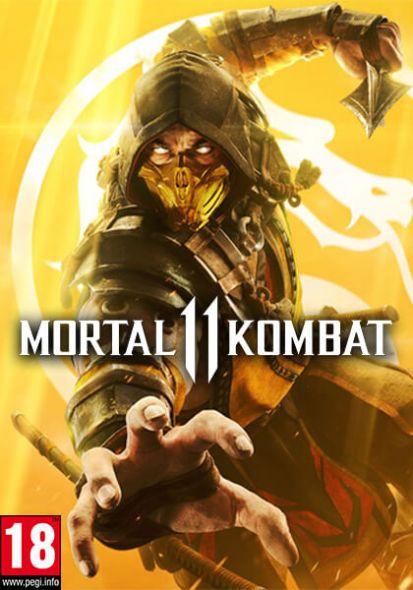 Mortal Kombat 11 - najtaniej z legalnej dystrubucji (muve)