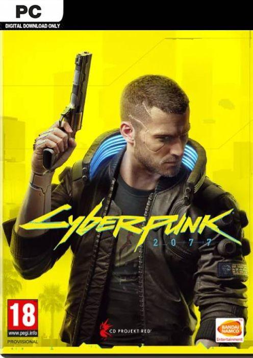 Cyberpunk 2077 (PC, klucz GOG) - 95,19 zł @CDkeys