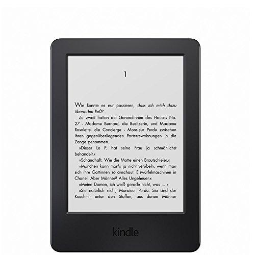 Amazon Kindle 7 z reklamami za ok.250 zł @ Amazon.de