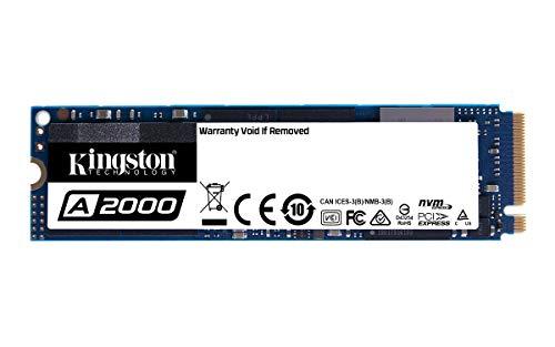 Kingston A2000 (SA2000M8/1000G) SSD NVMe PCIe M.2 2280 1TB