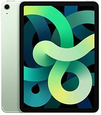 Apple iPad Air 4 (2020) 64GB LTE + WIFI, kolor zielony. Dostępny od 6 marca (Amazon.es)