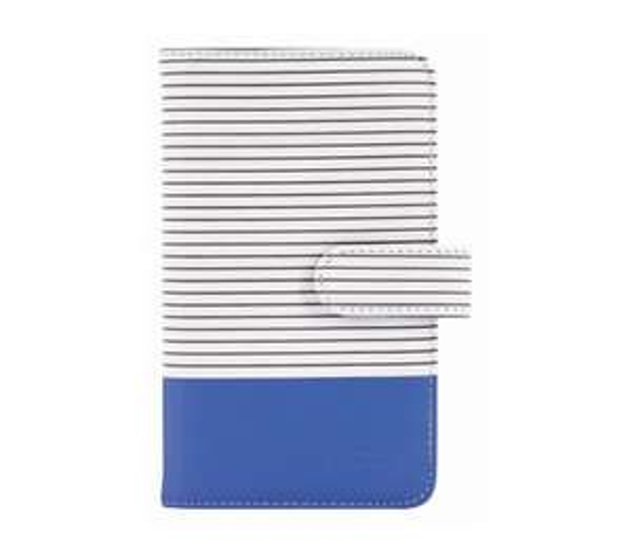 Album foto Fujifilm instax Mini striped cobalt blue (a torebka do Instaxa za 15,99zł) , odbiór w sklepie za 0zł