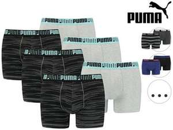 6x bokserki Puma Gradient | męskie