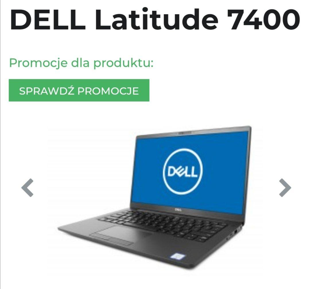 Dell Latitude 7400 8Gb 256Gb ssd