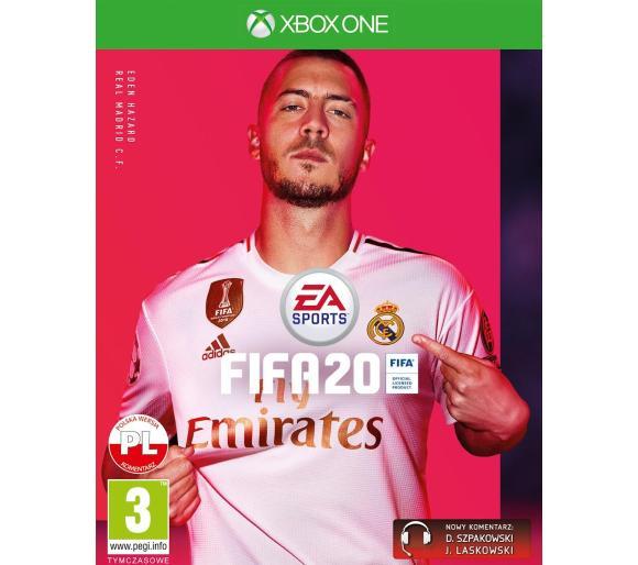 Gra FIFA 20 Xbox One / Xbox Series X
