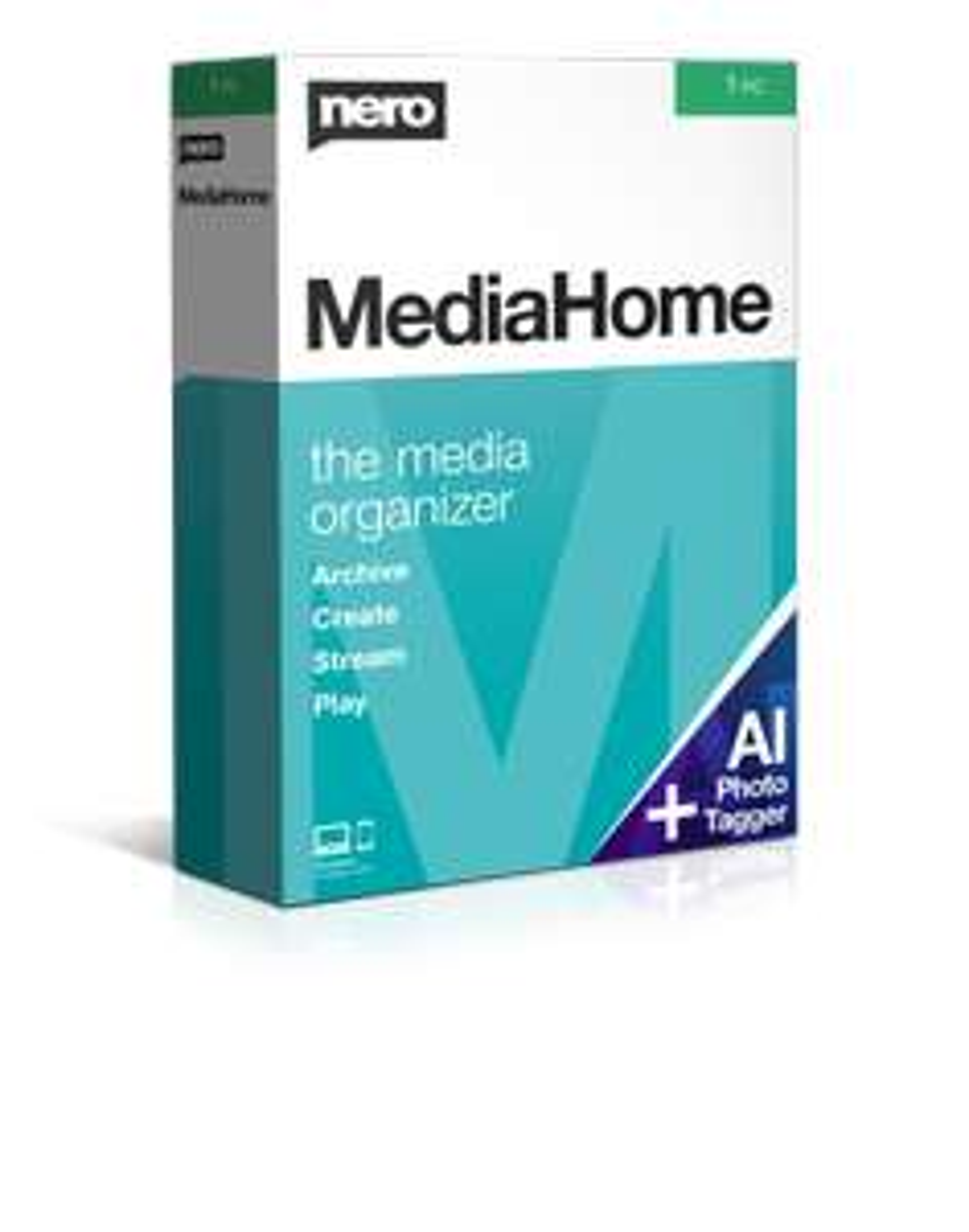 Nero MediaHome 2021 Standard za DARMO
