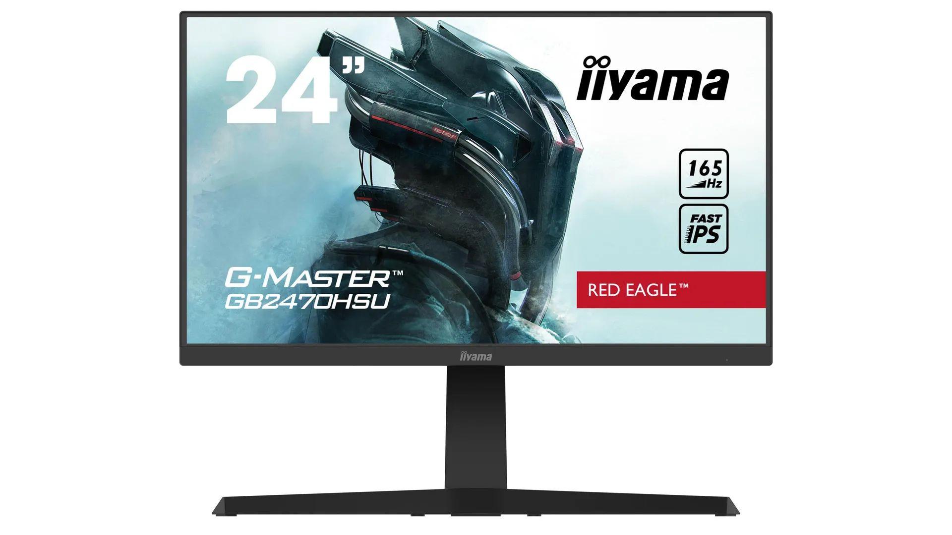 """Monitor IIYAMA 23,8"""" G-Master GB2470HSU-B1 165hz fast IPS 0.8ms"""