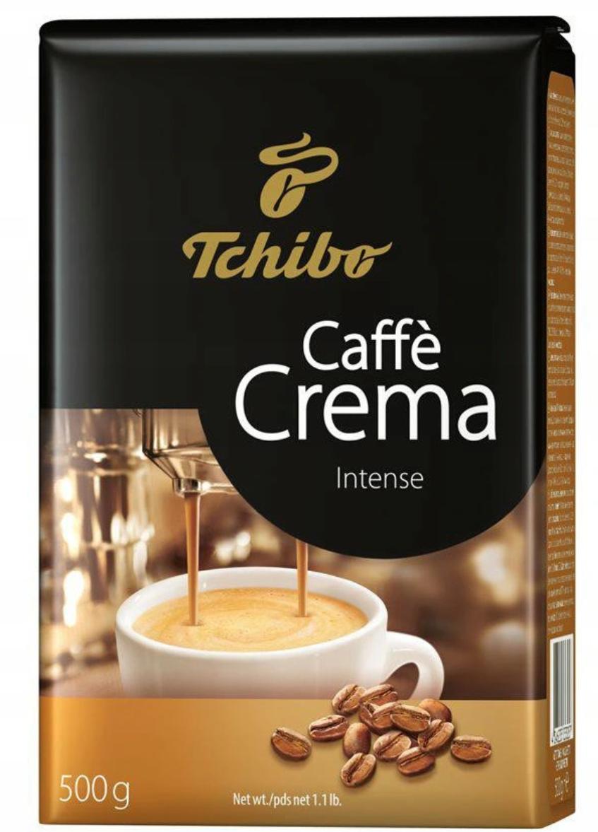 Kawa ziarnista Tchibo Caffe Crema Intense 500g w E.Leclerc Jerozolimskie za 15,99 zł.