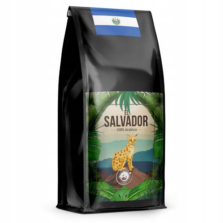Kawa ziarnista SALVADOR 1kg Świeżo Palona 100% ARABIKA - Allegro