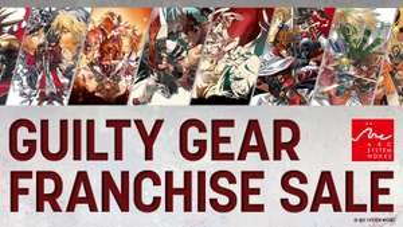 Wyprzedaż serii Guilty Gear na Steam
