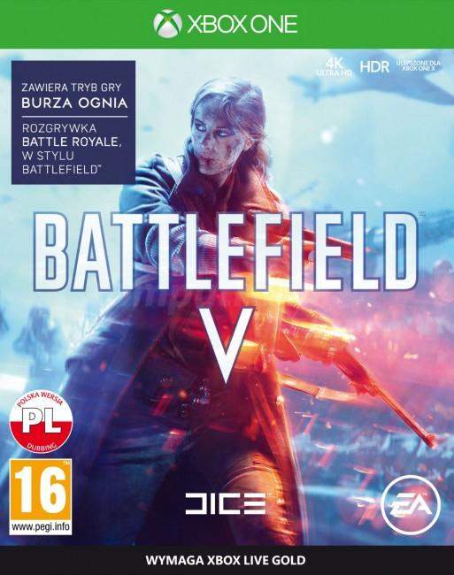 Gra Battlefield V na konsolę Xbox