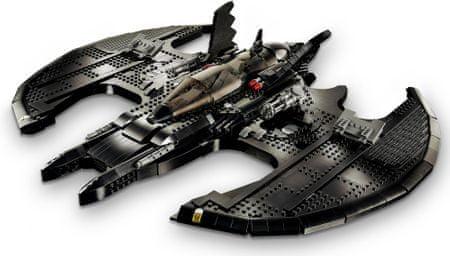 LEGO® Super Heroes 76161 Batwing z 1989 roku w mall.pl