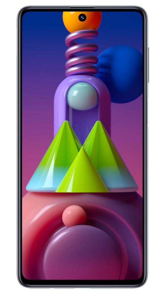 Smartfon Samsung Galaxy M51 6/128GB DS LTE NFC Super Amoled Plus 7000mAh biały
