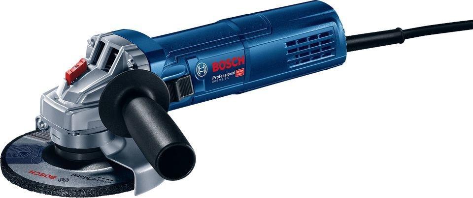 Bosch Szlifierka kątowa GWS 9-125 S 900W w super extra cenie od PON 22.02