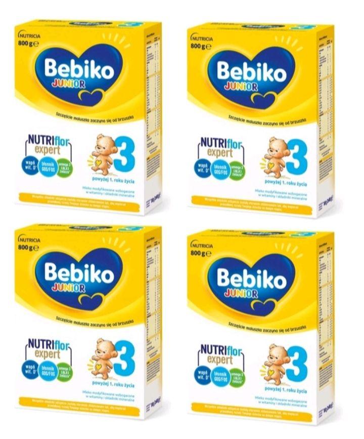 Bebiko 3 4x800g i 7 innych zestawów Bebiko & Bebilon Błąd Cenowy