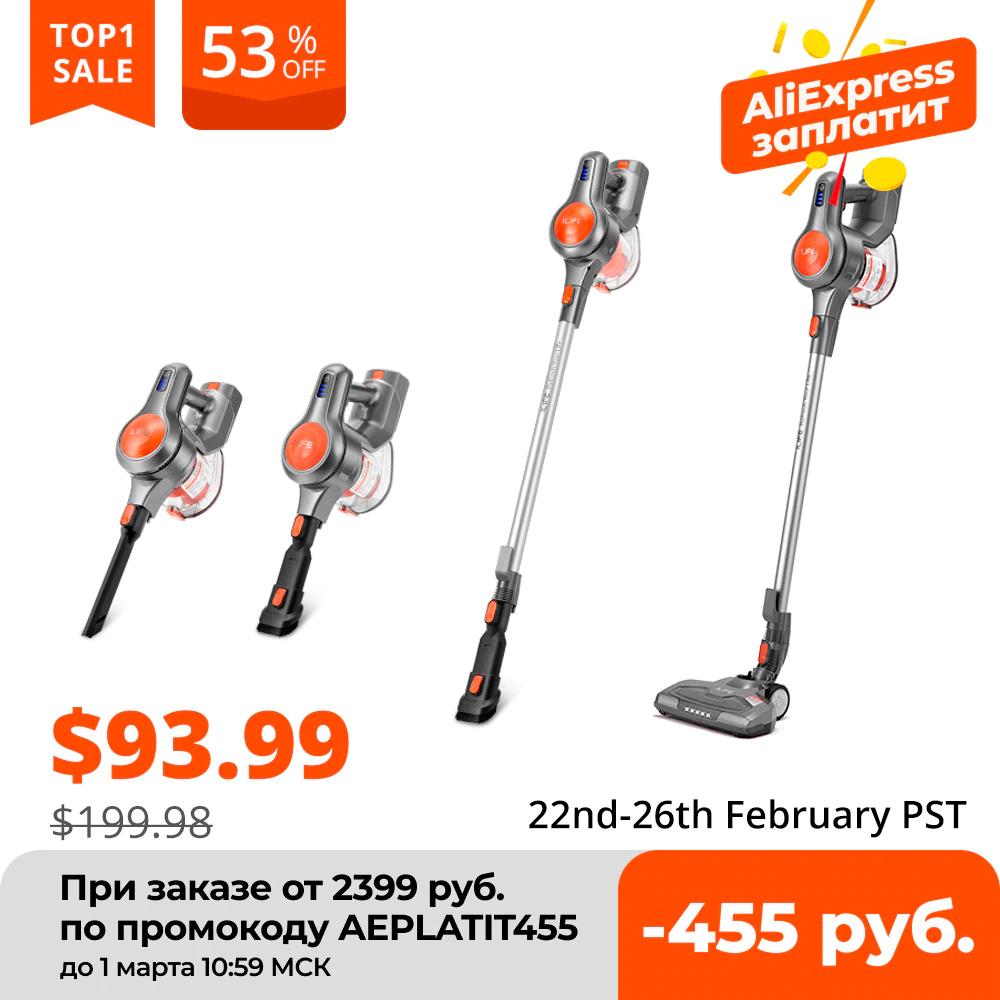 ILIFE H70 Handheld Vacuum Cleaner 21000Pa US $81.99