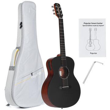 Inteligentna gitara klasyczna Poputar T1 (BT 5.0, apka, LED, wysyłka z CZ) @ Banggood