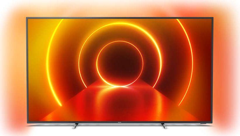 Telewizor Philips 43PUS7805/12 LED 43'' 4K Ultra HD SAPHI Ambilight w sklepie morele