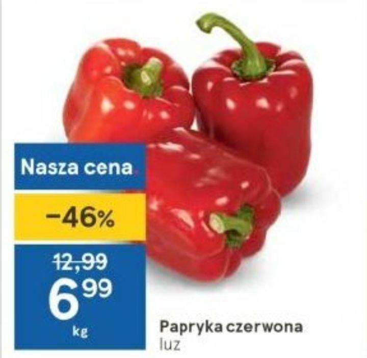 Papryka czerwona