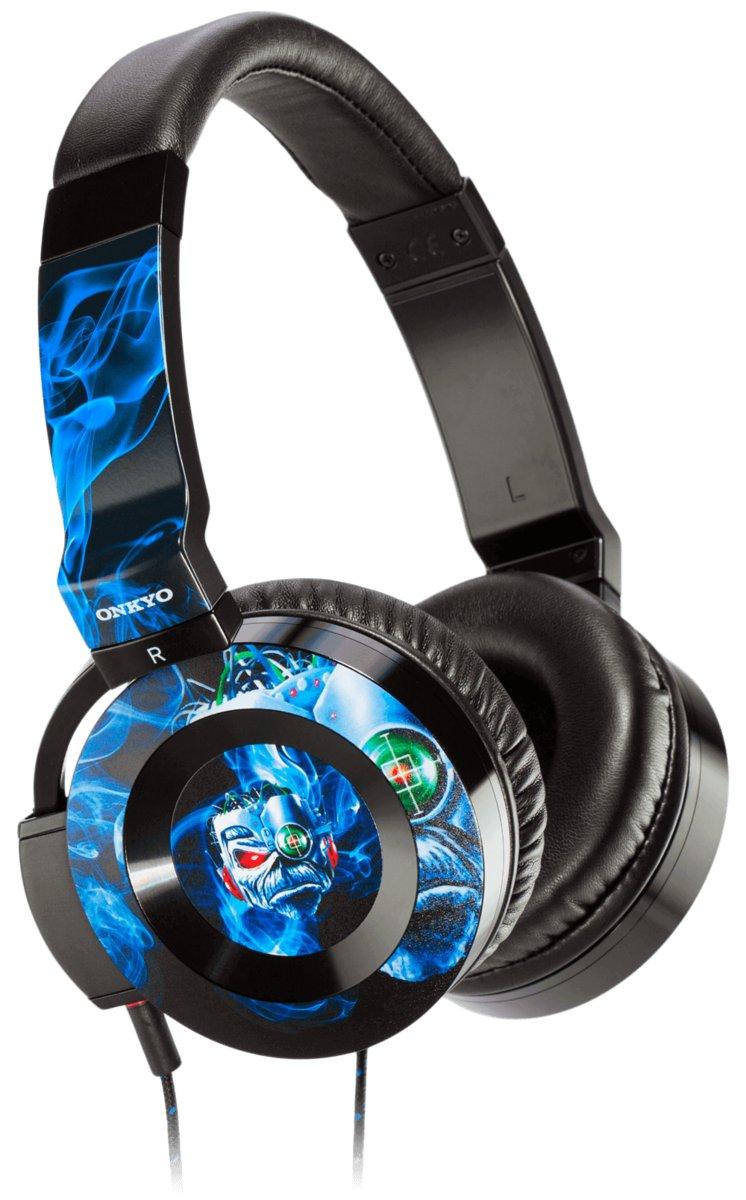 Słuchawki ONKYO Iron Maiden ED-PHON3S, odb.os. 0zł