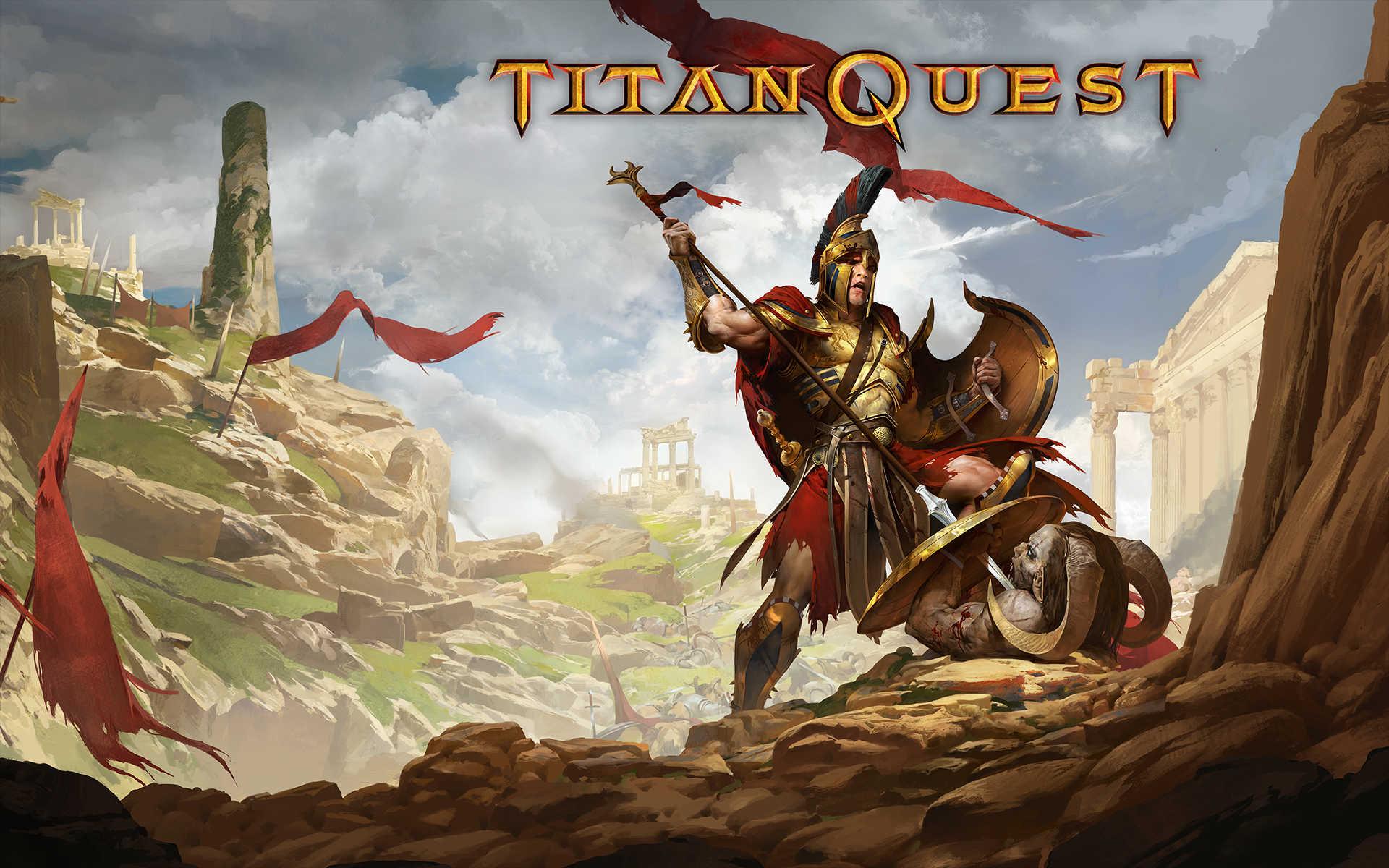 Titan Quest iOS i Android - nowa aktualizacja