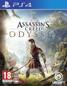 Assassin's Creed Odyssey Ps4/X1