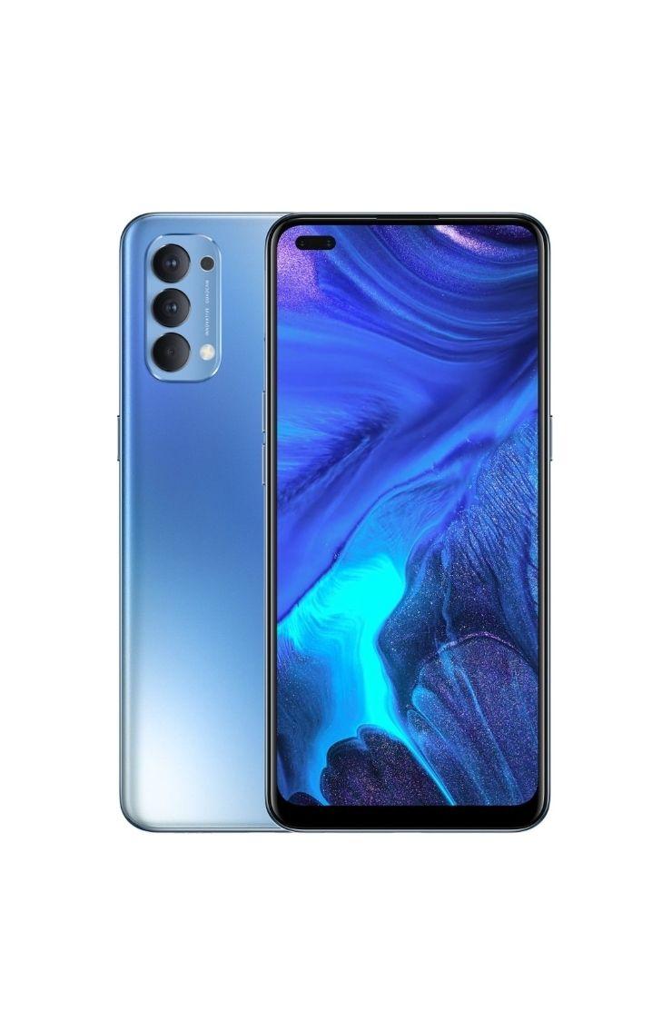 Smartfon Oppo Reno4 kolor arktyczny błękit
