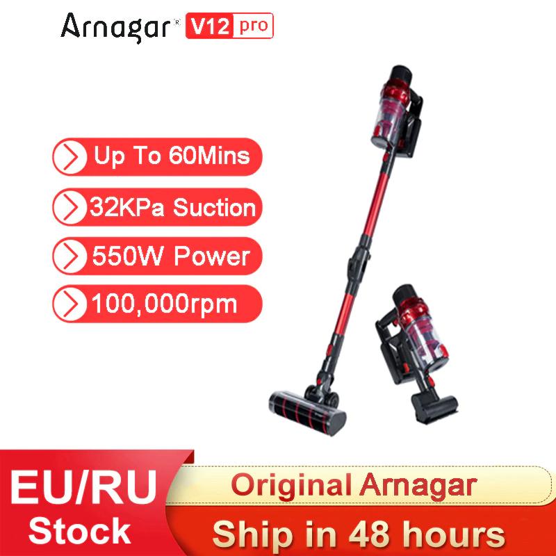 Odkurzacz ręczny Arnagar V12 pro, dostawa z Polski, 209,29$