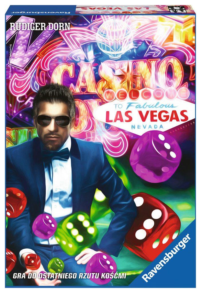 Gra planszowa Casino Las Vegas w Carrefour Sadyba Best Mall