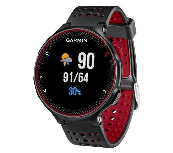 Zegarek sportowy z gps do biegania Garmin Forerunner 235 HR