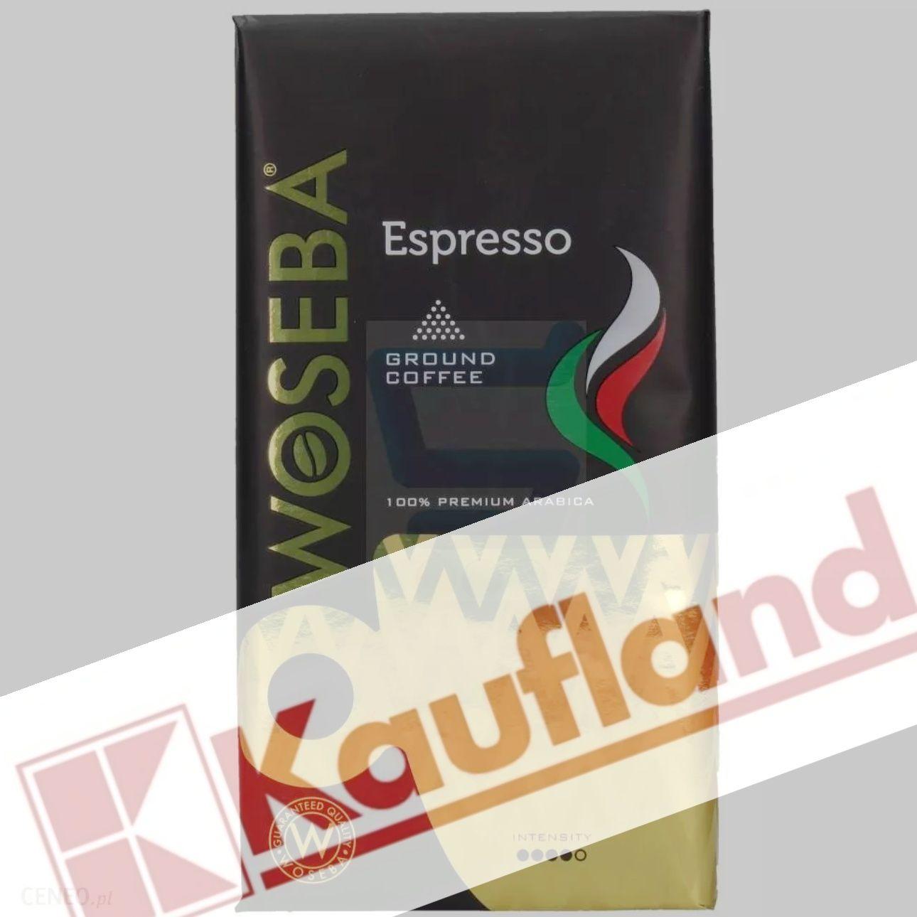 Woseba Espresso kawa ziarnista 500 g.
