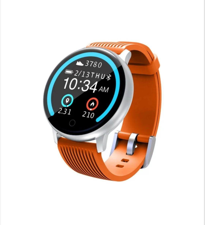 Smartwatch Lenovo Blaze pomarańczowy