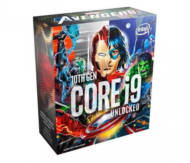 Procesor Intel Core i9-10850KA Avengers Edition (10R/20W)